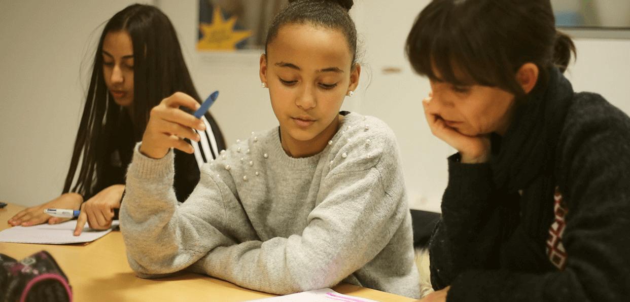 Élargir l'horizon de jeunes de quartiers prioritaires